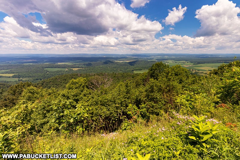 Colerain Road Vista in Huntingdon County PA