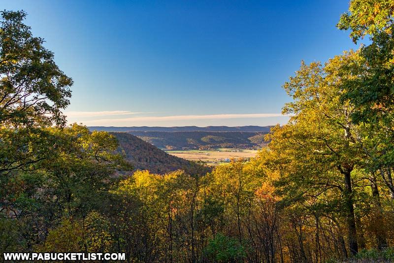Rainsburg Vista in Bedford County Pennsylvania