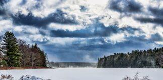 Black Moshannon Lake in Centre County.