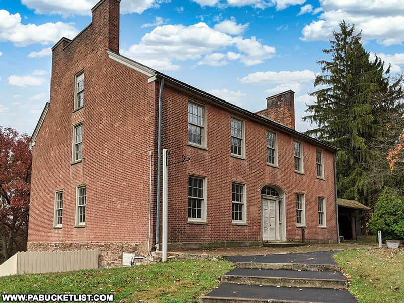Mount Washington Tavern near Fort Necessity in Fayette County PA.