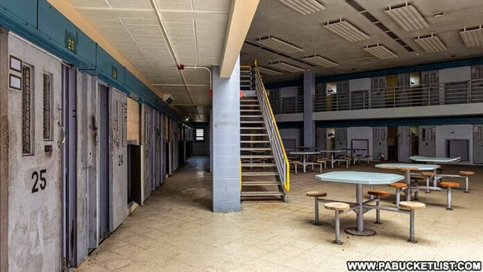 See inside the abandoned SCI Cresson in Cambria County PA