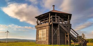 How to find the scenic overlook tower at Laurel Hill State Park in Somerset County, Pennsylvania.