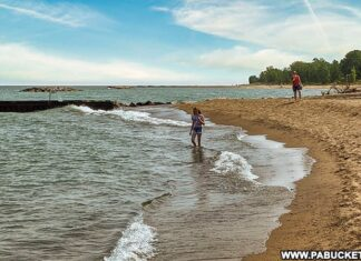 The best things to see and do at Presque Isle State Park in Erie, Pennsylvania.