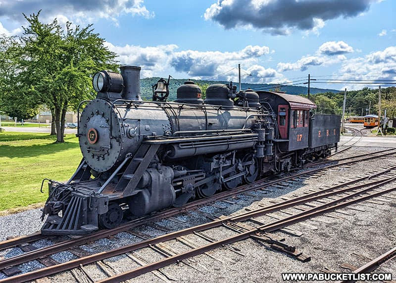 The East Broad Top Railroad hopes to have at least one steam engine back in operation in 2022.