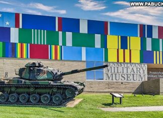 The Pennsylvania Military Museum in Boalsburg, PA.