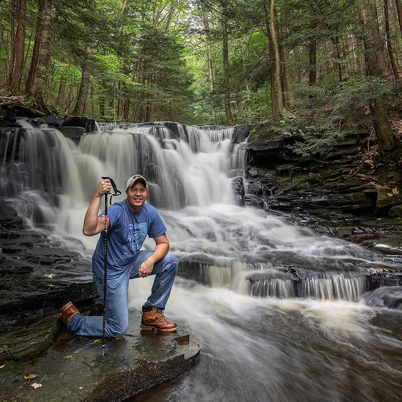 Rusty Glessner is the creator of the PA Bucket List travel blog.