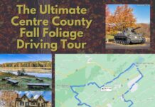 The Ultimate Centre County Fall Foliage Driving Tour